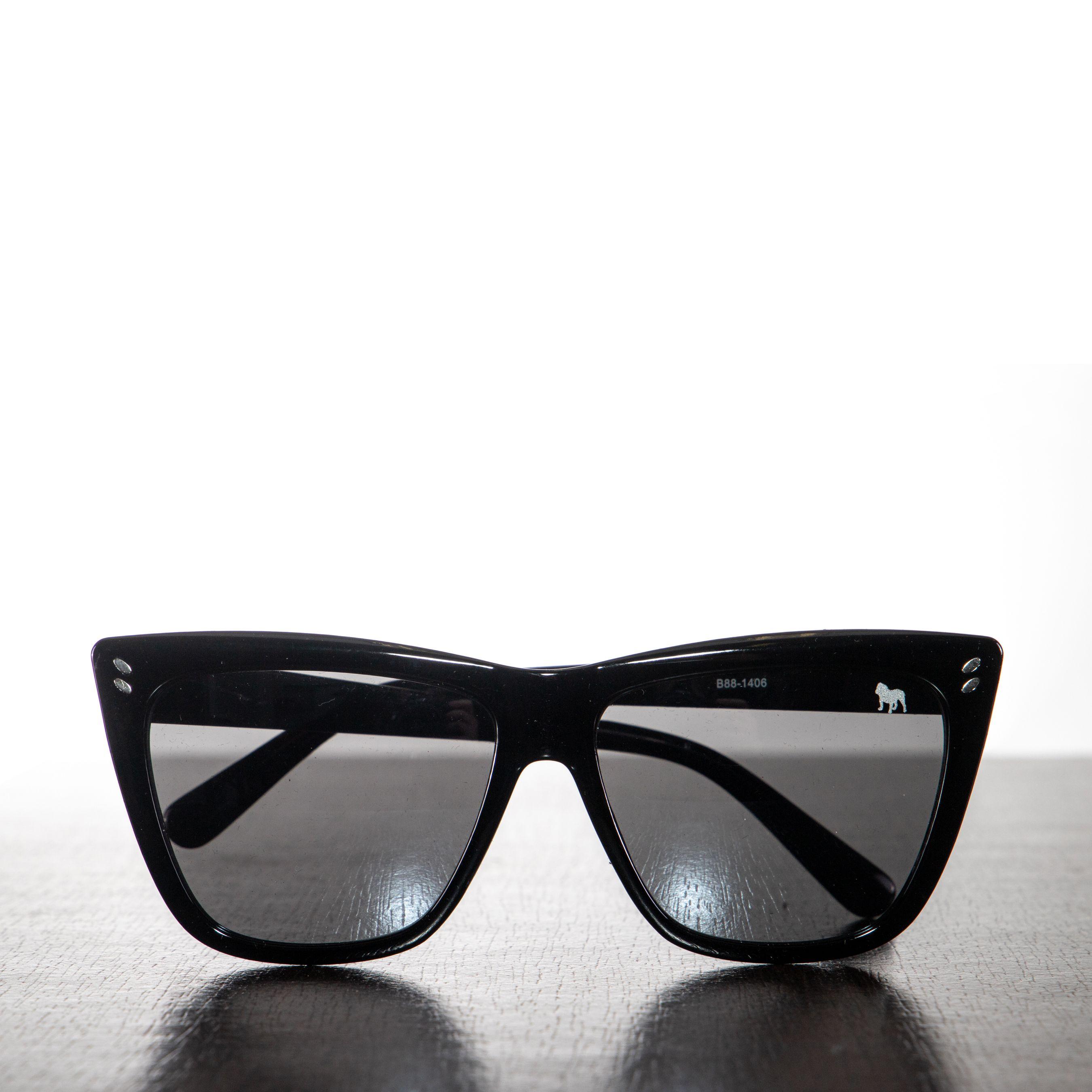 Óculos Retrô Preto