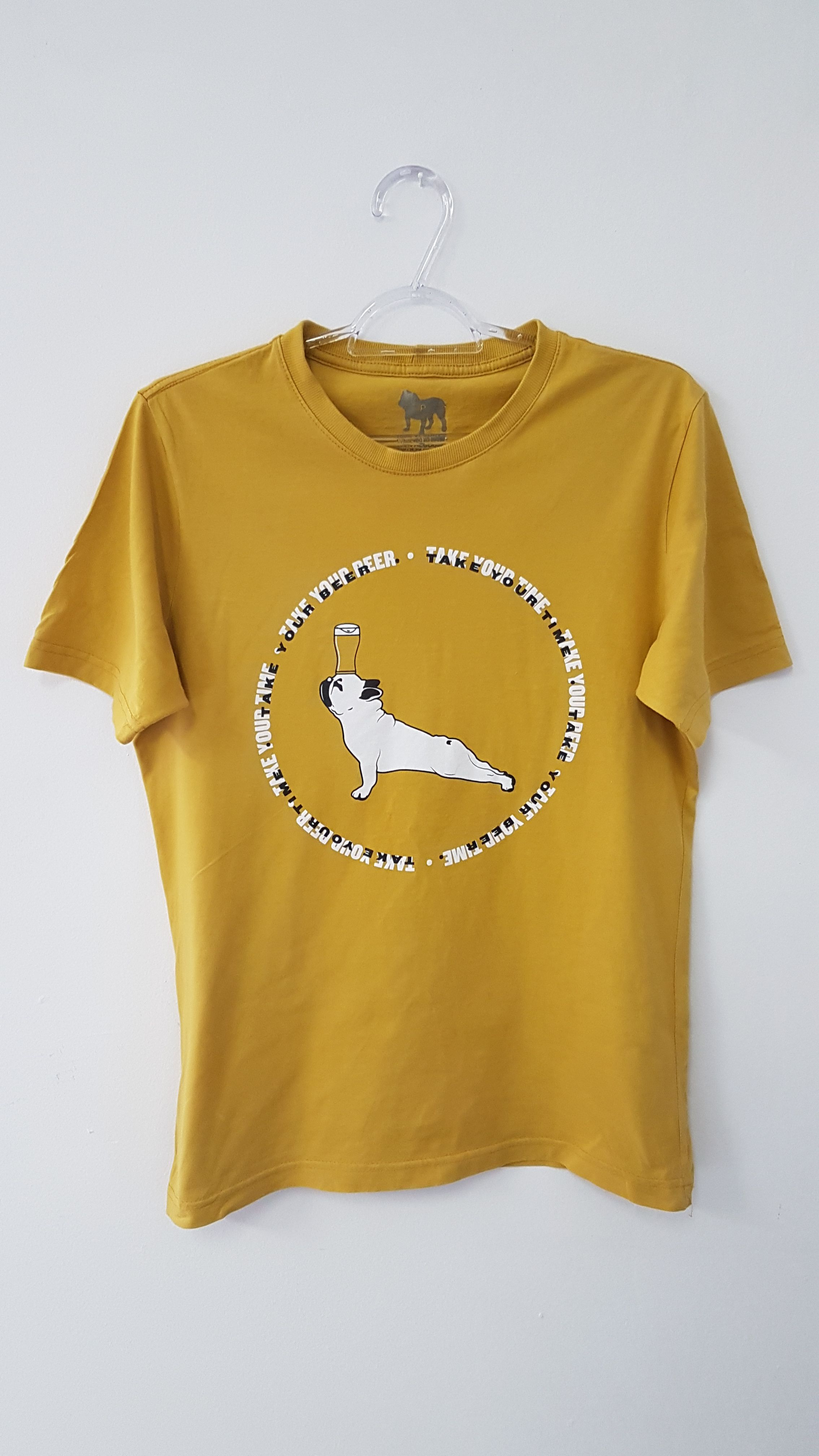 Camiseta Dog Yoga