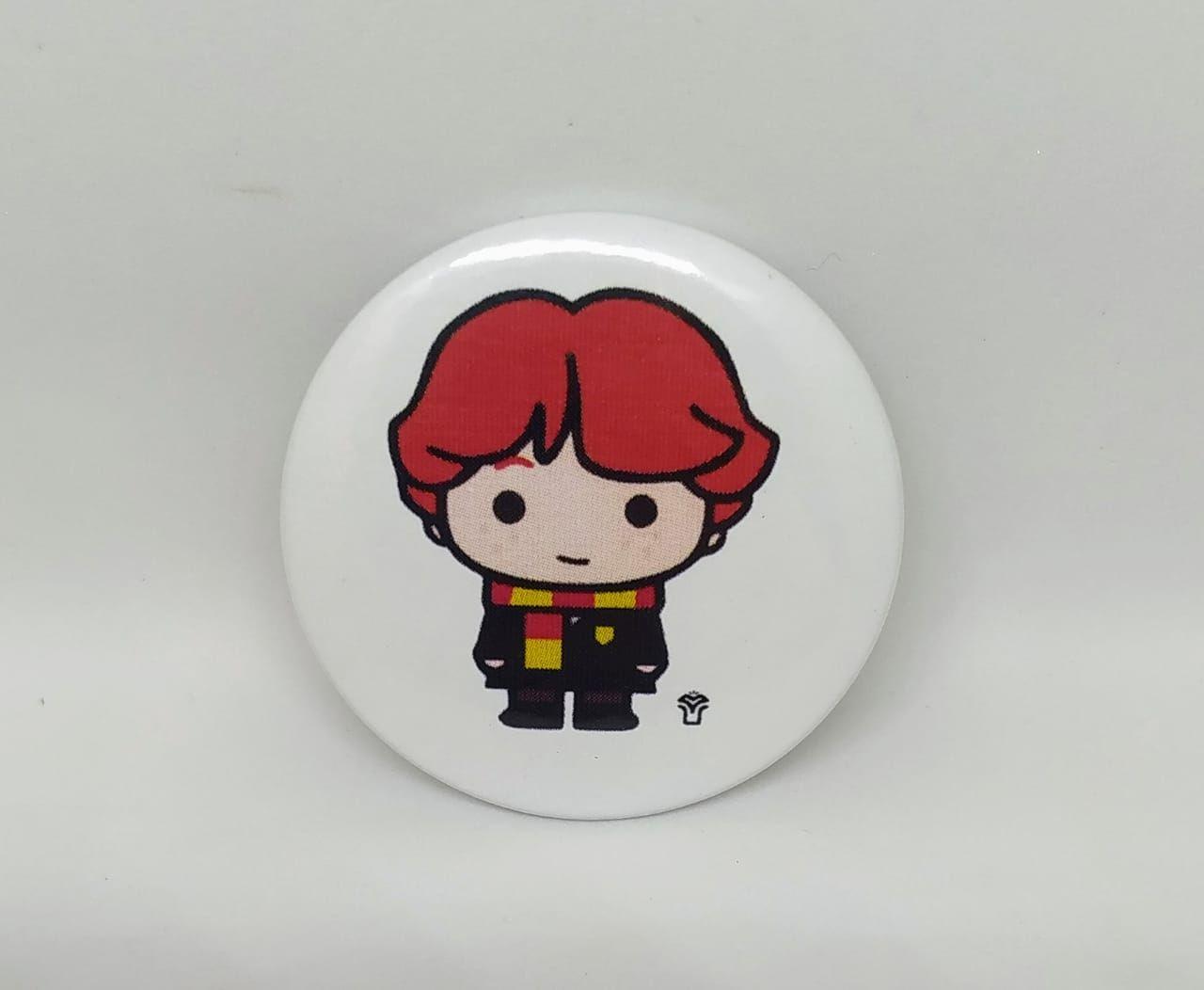 Button - Ronald Weasley