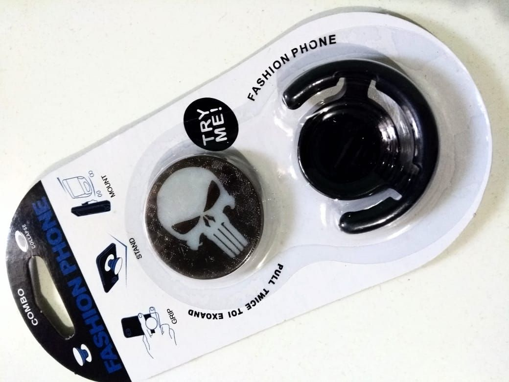 Pocket Socket de Caveira
