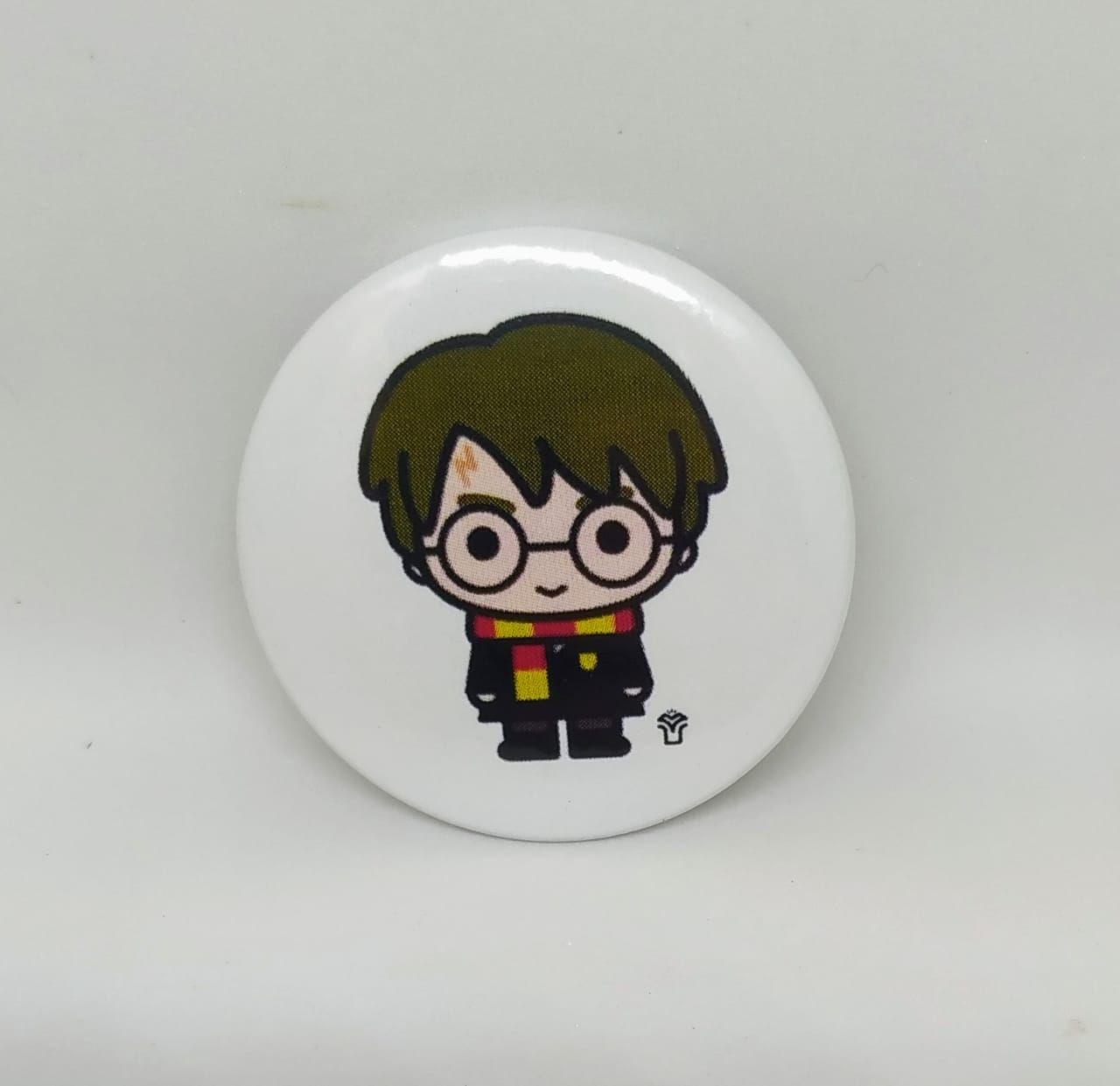 Button - Harry Potter