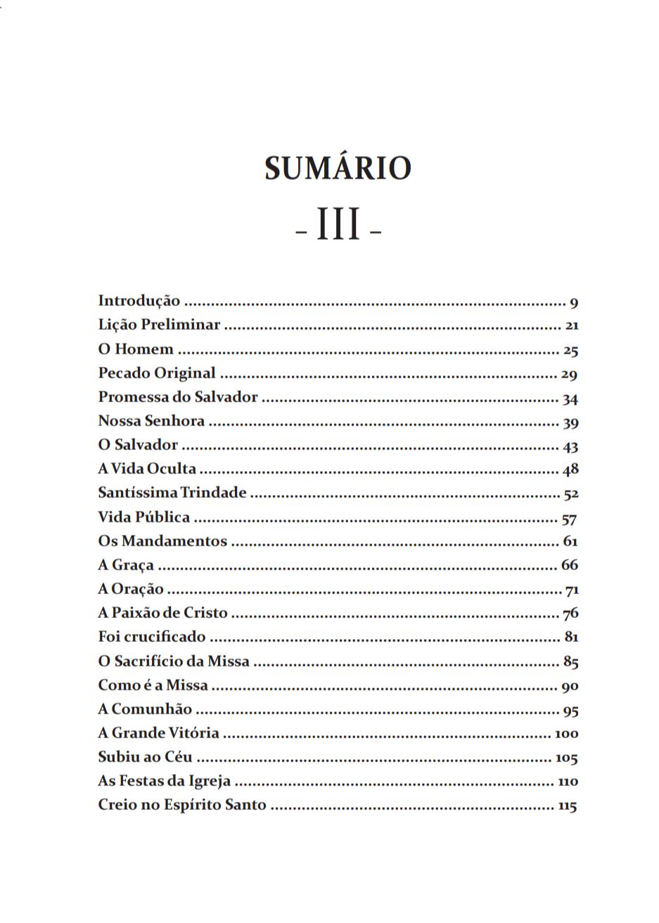 Guia do Catequista volume 03