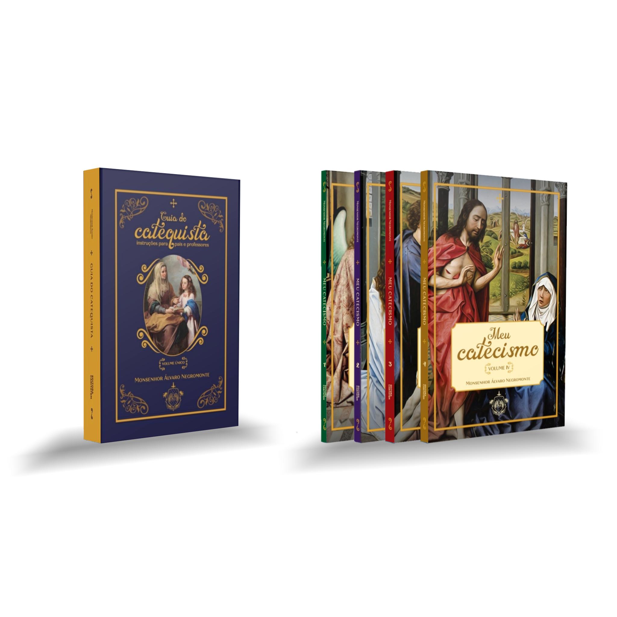 Coleção de Catecismos Infantis