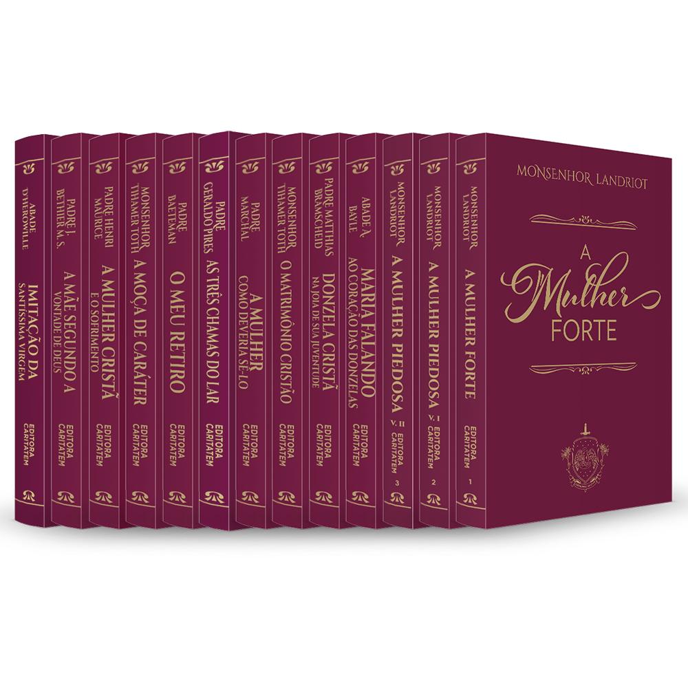 Coleção A Mulher Cristã