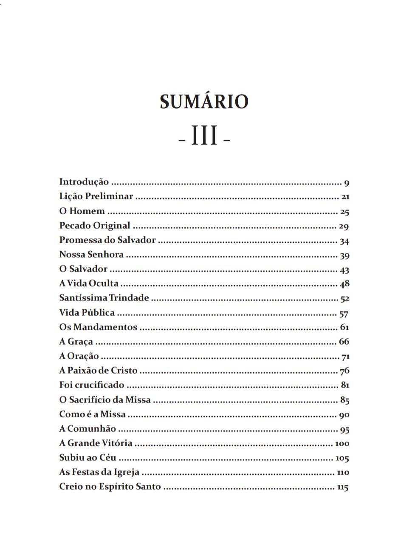 Guia do Catequista volume 03