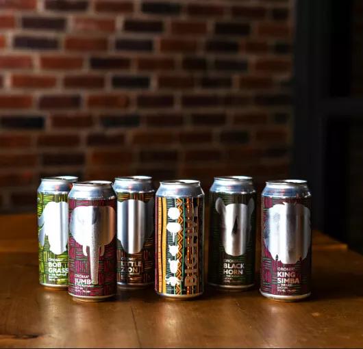 Pacote de 6 cervejas especiais