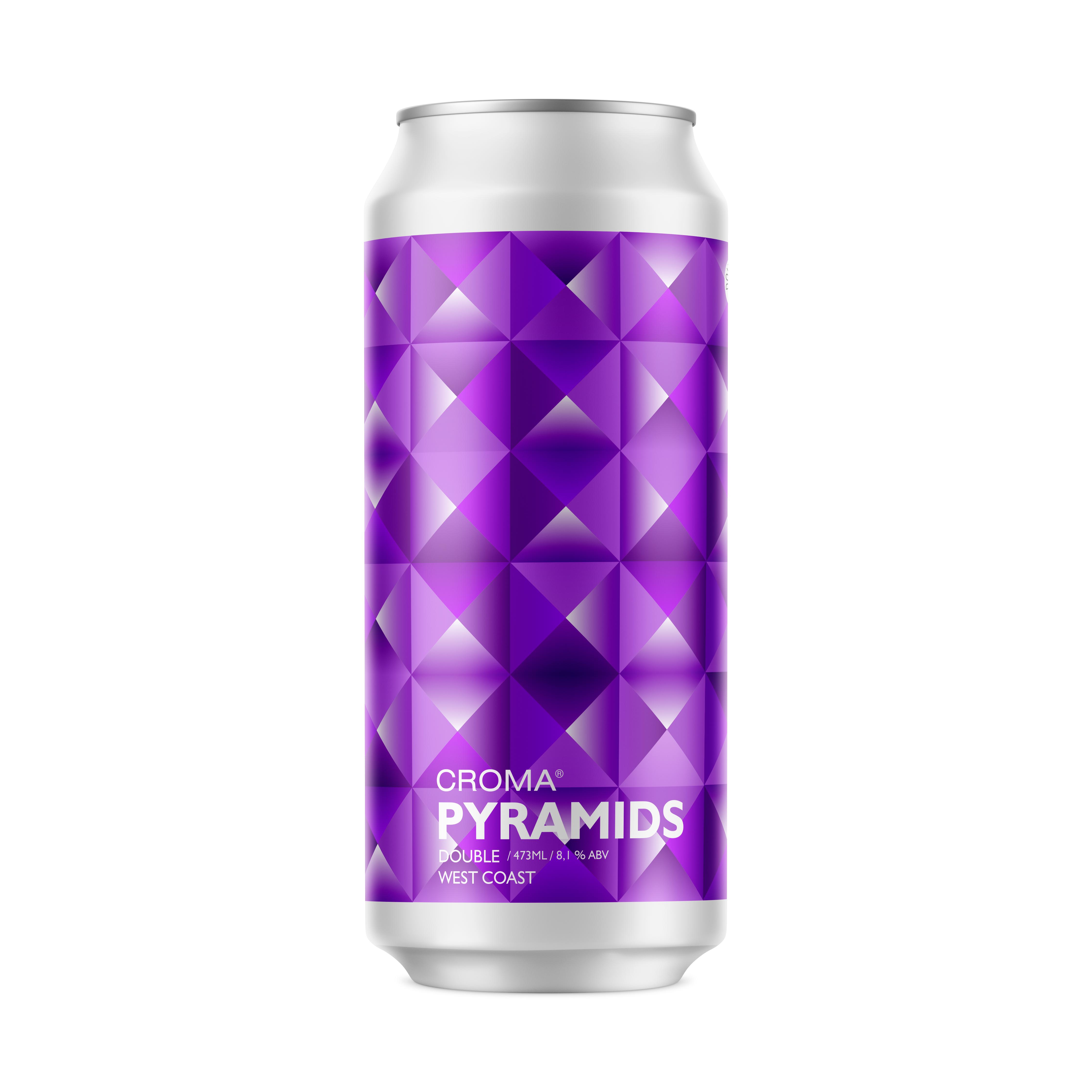 Cerveja Pyramids 473ml