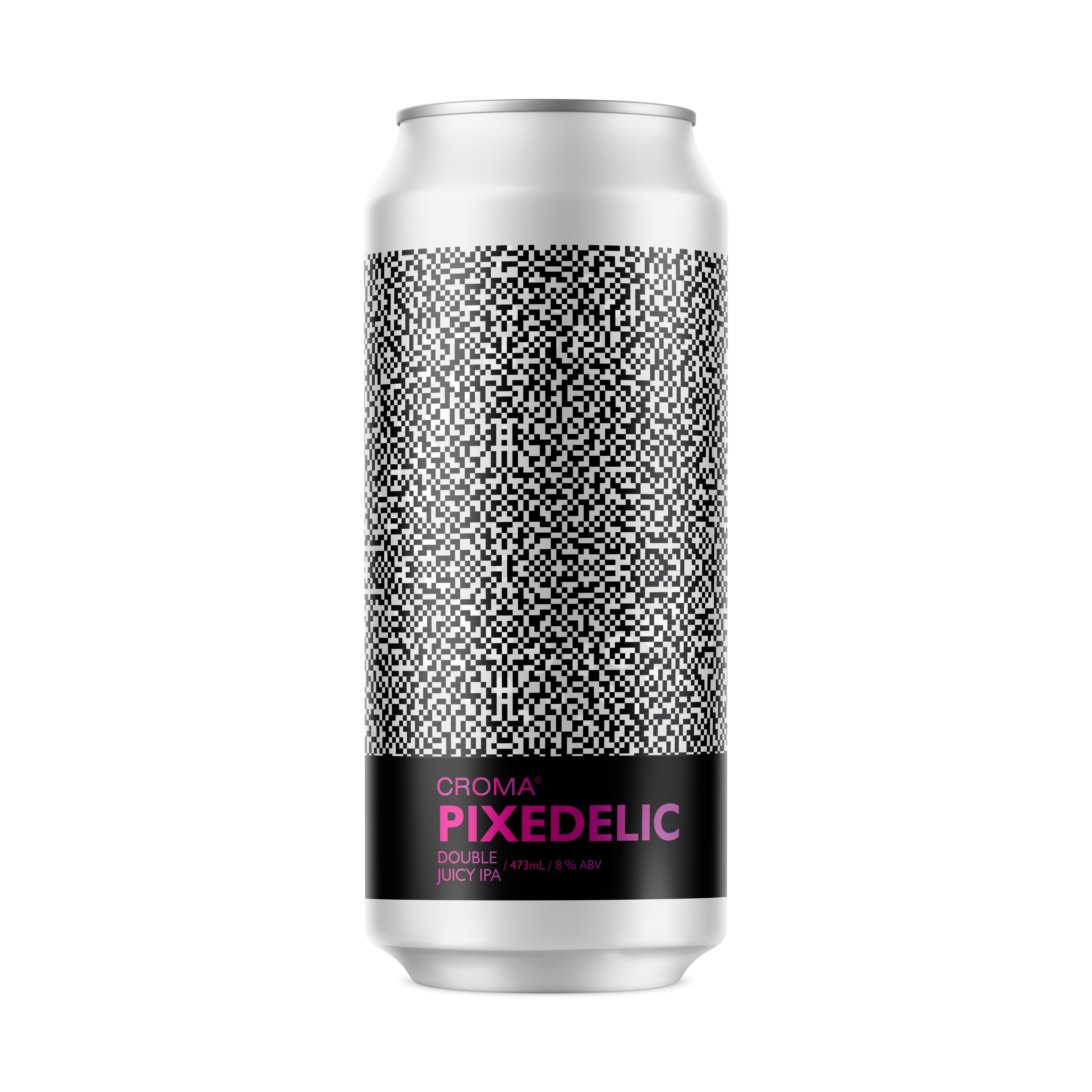 Cerveja Pixedelic 473ml