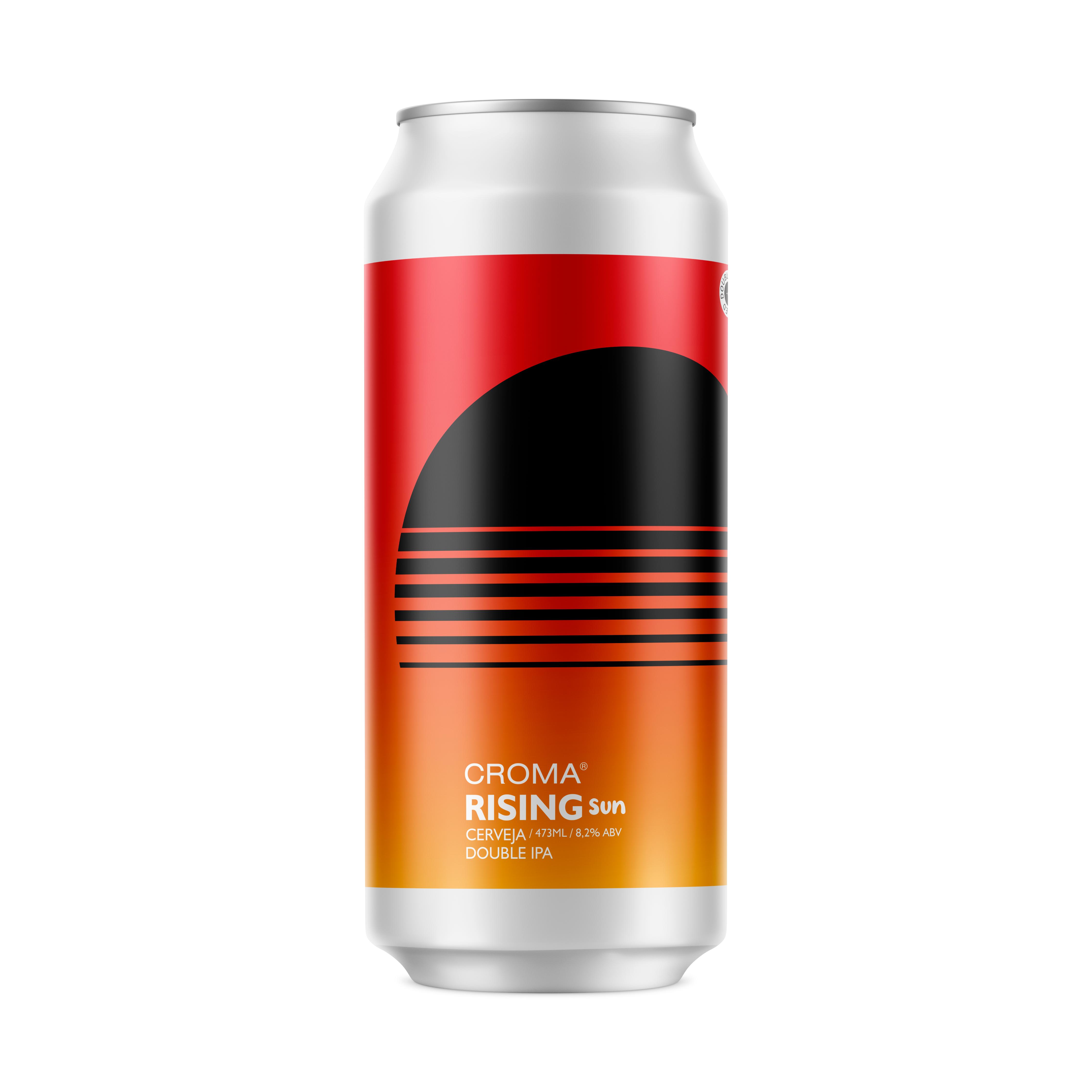Cerveja Rising Sun - 473ml