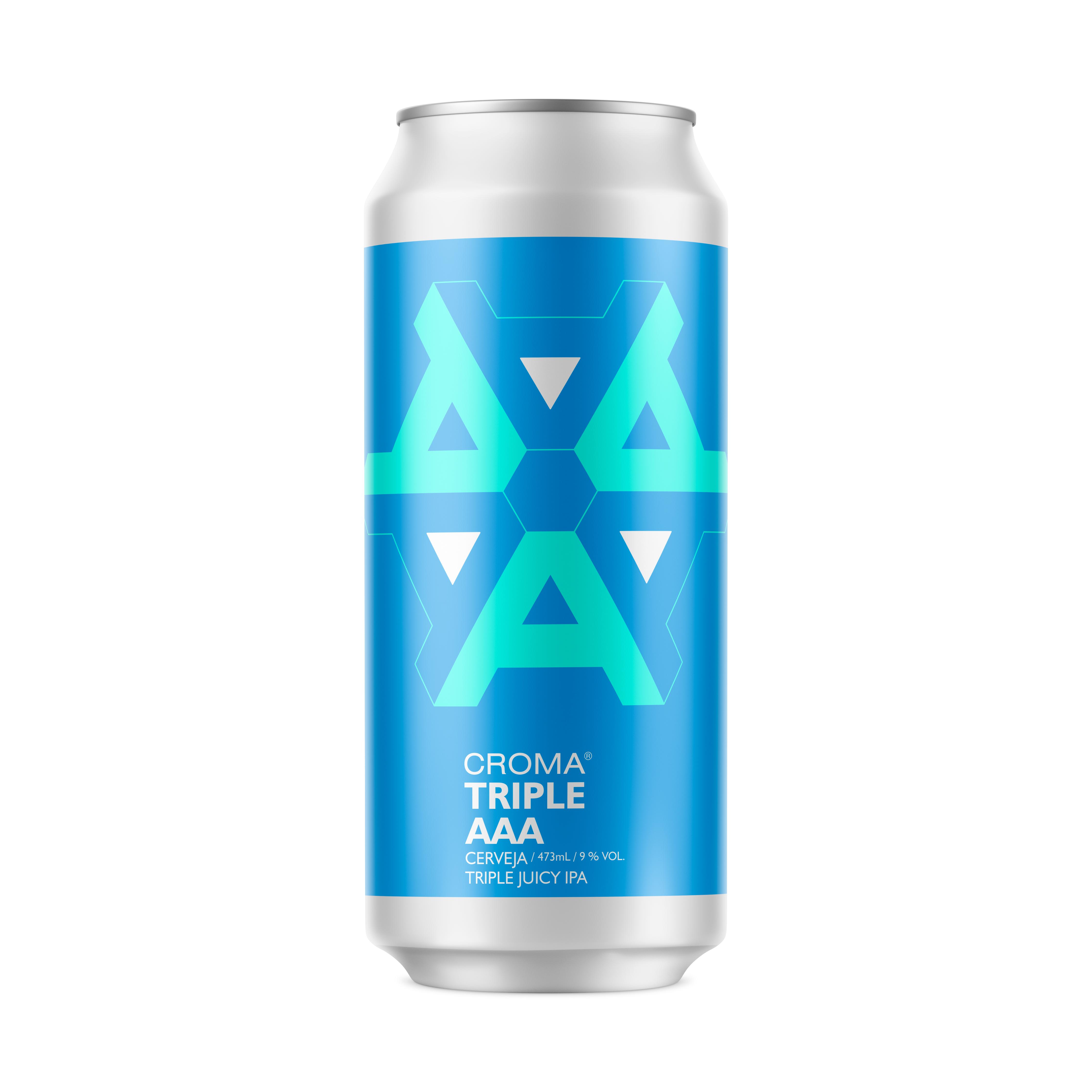 Cerveja Triple AAA - 473ml