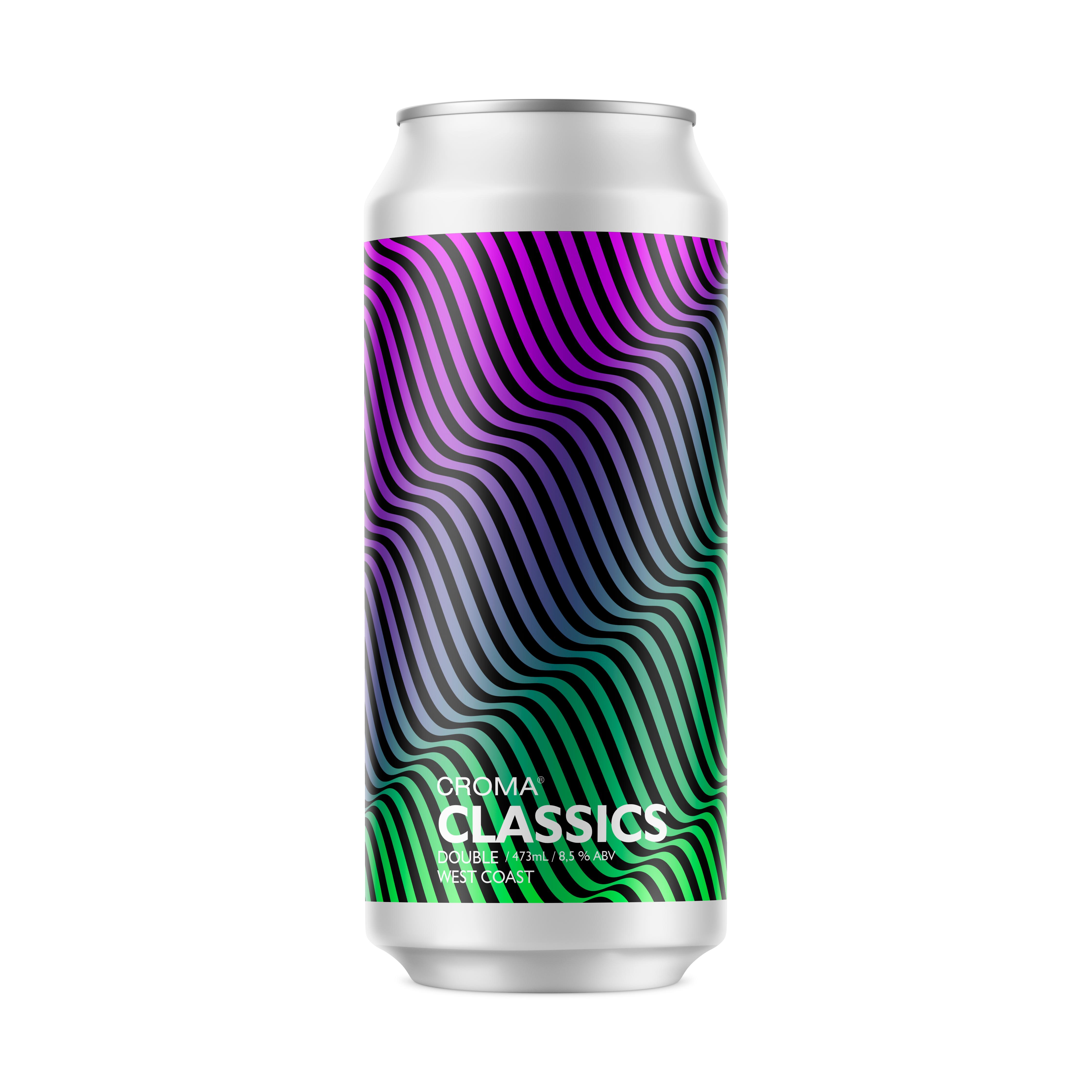 Cerveja Classics 473ml