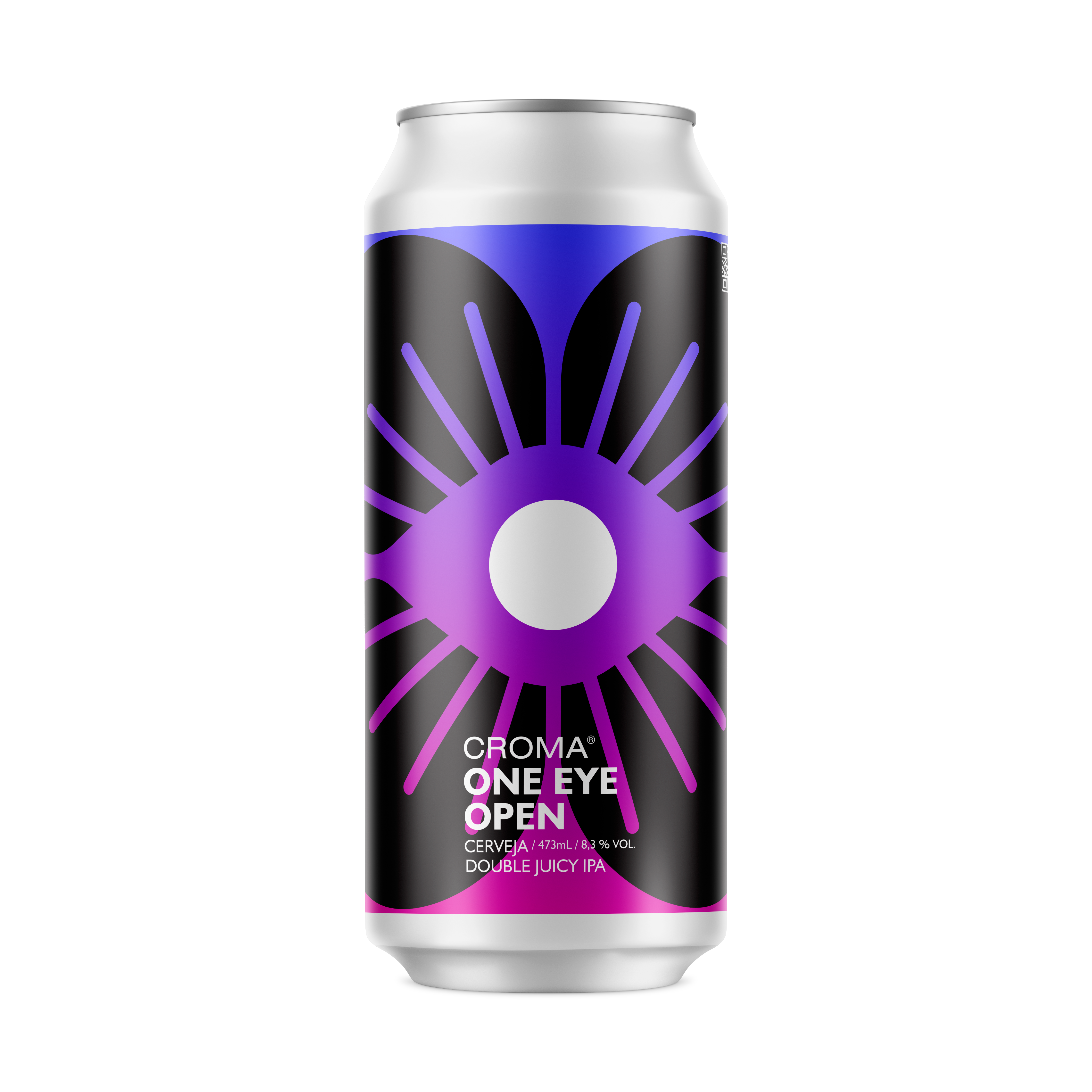 Cerveja One Eye Open - 473ML