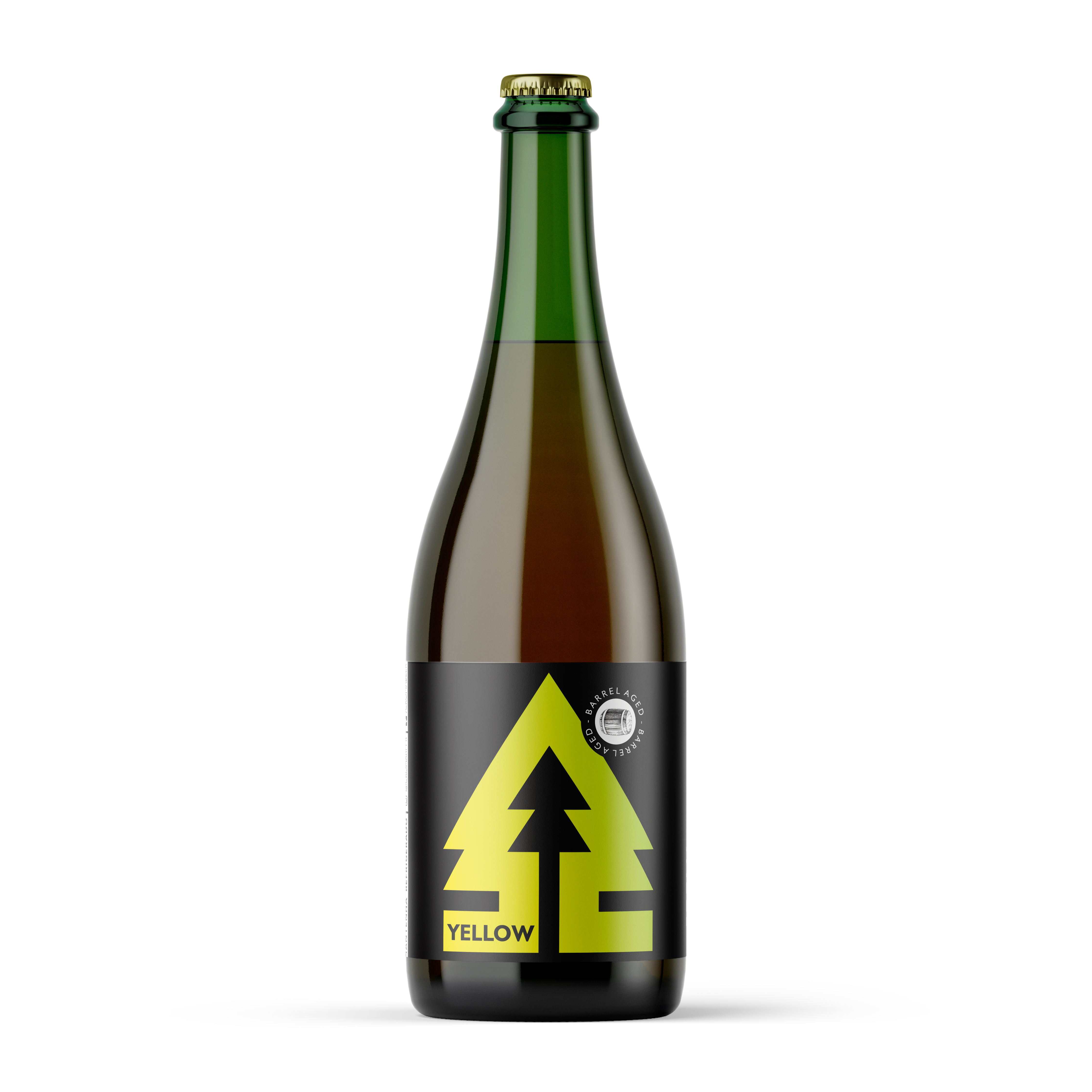 Cerveja Yellow Strike Barrel Aged 375ml