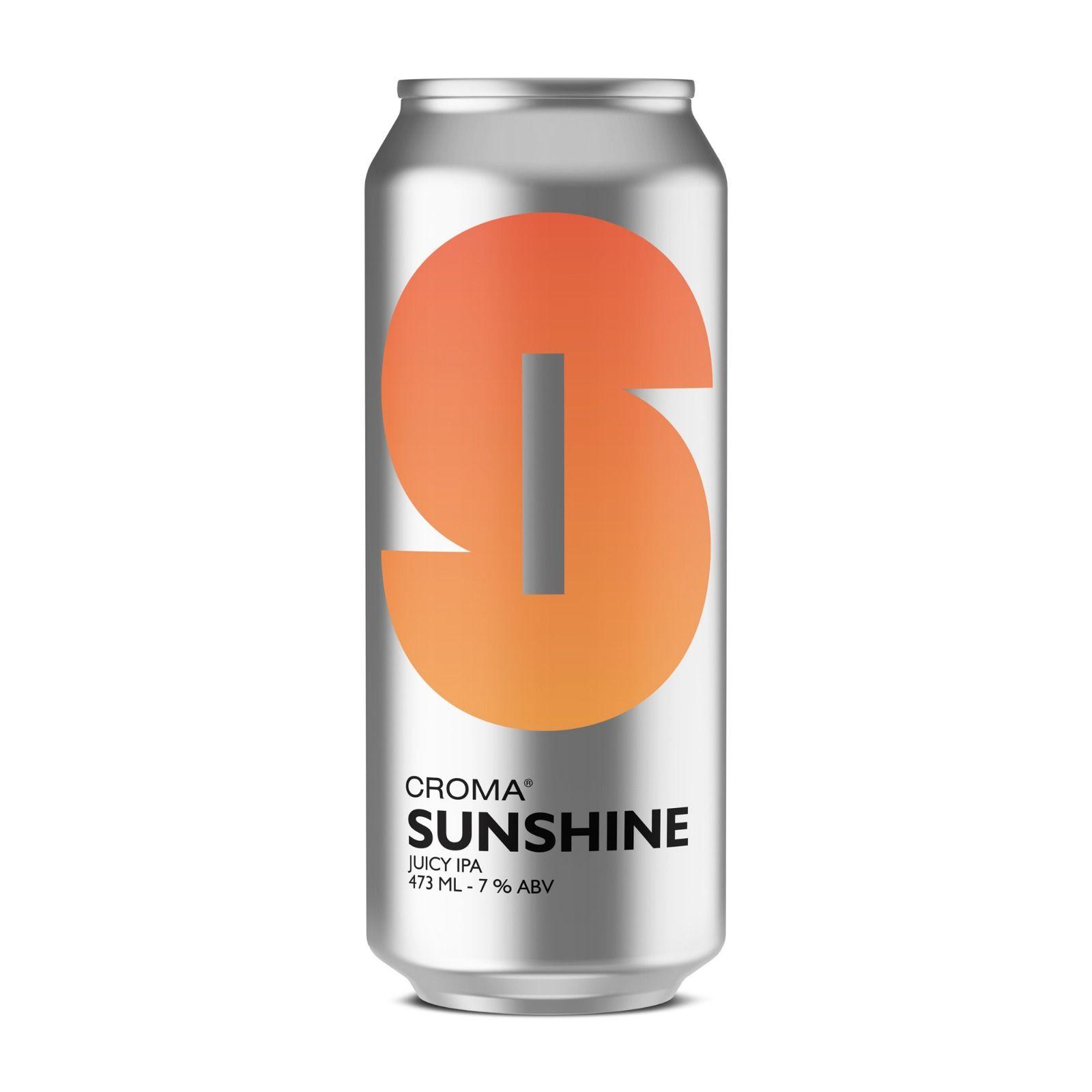 Cerveja Sunshine 473ml