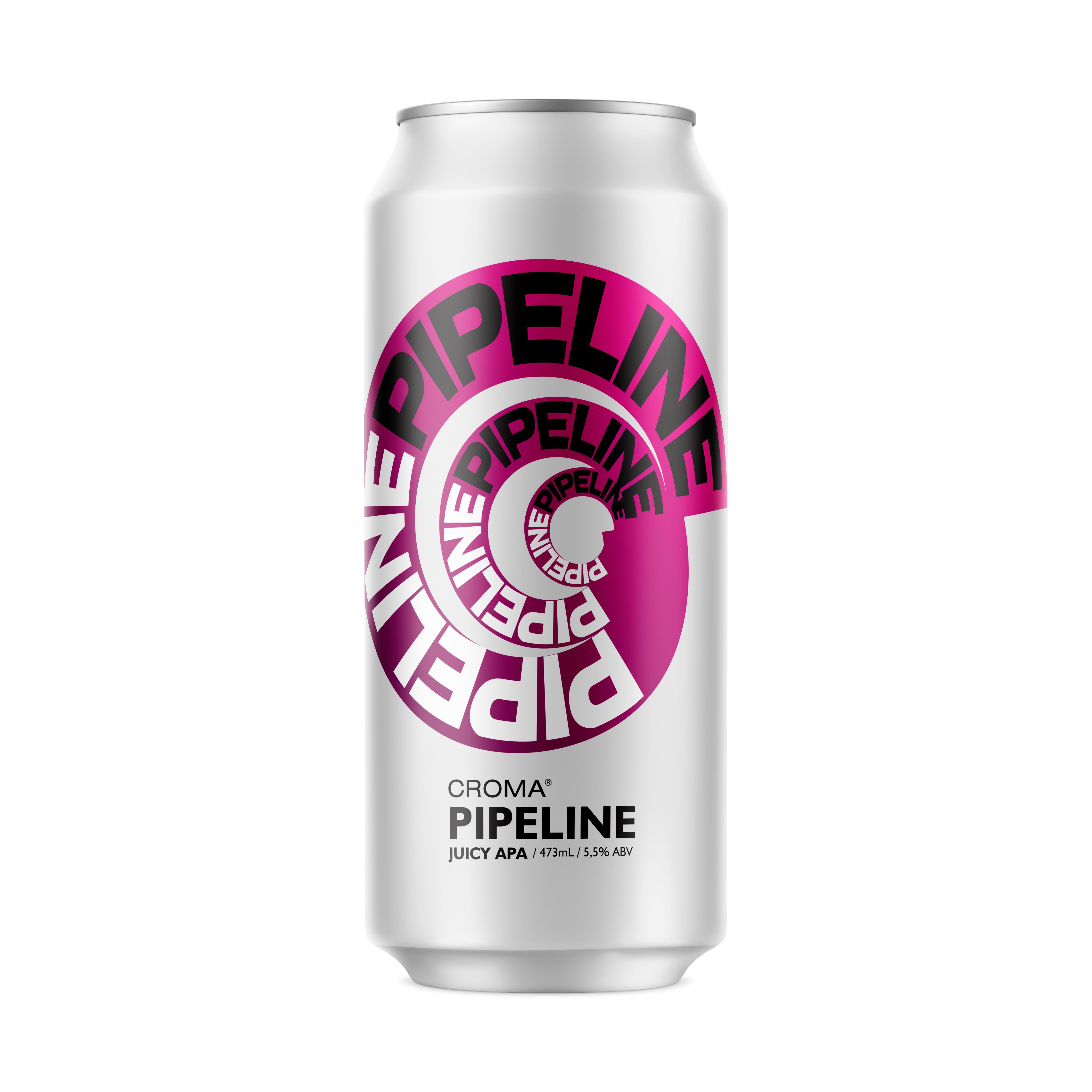 Cerveja Pipeline 473ml