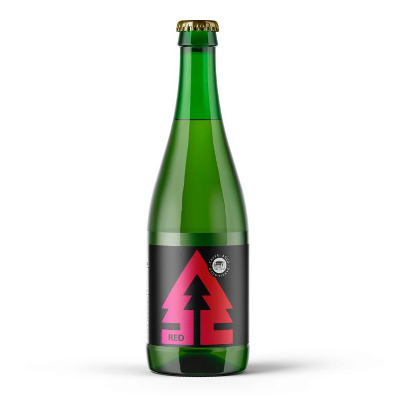 Cerveja Red Strike Barrel Aged 375ml