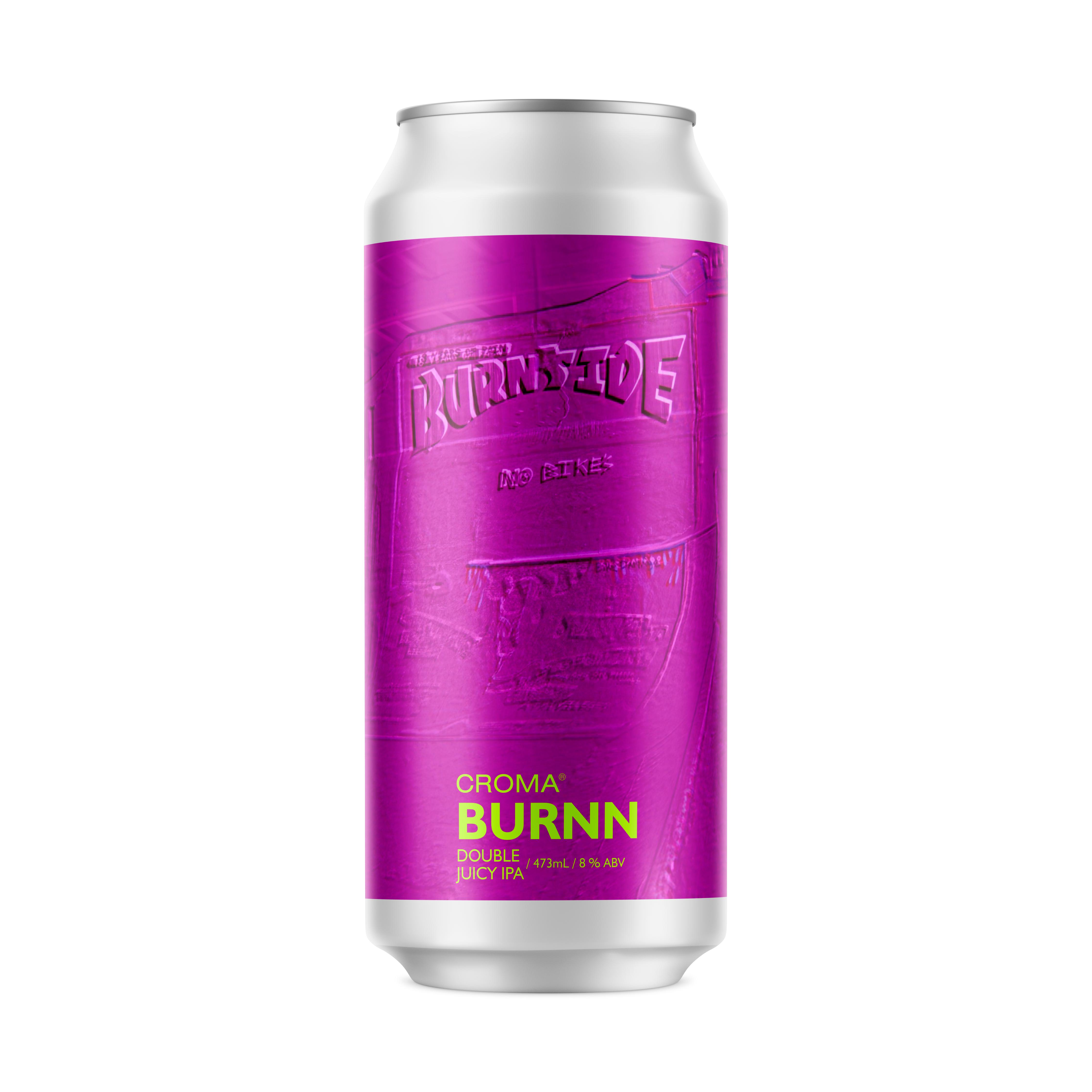 Cerveja Burnn 473ml