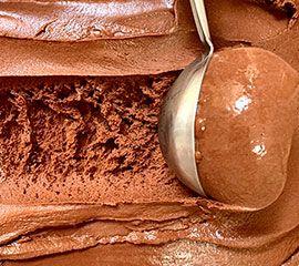 Sorbet Chocolate 70%