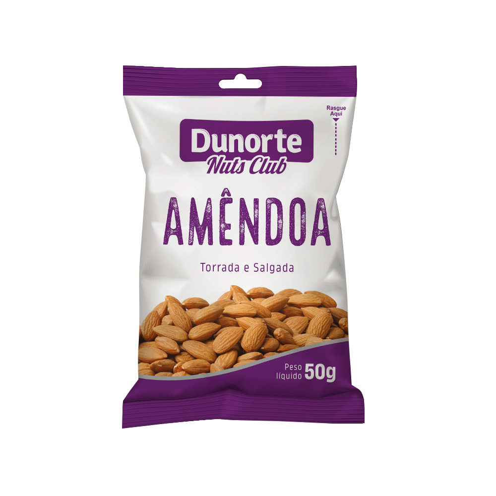 Amêndoa 50g