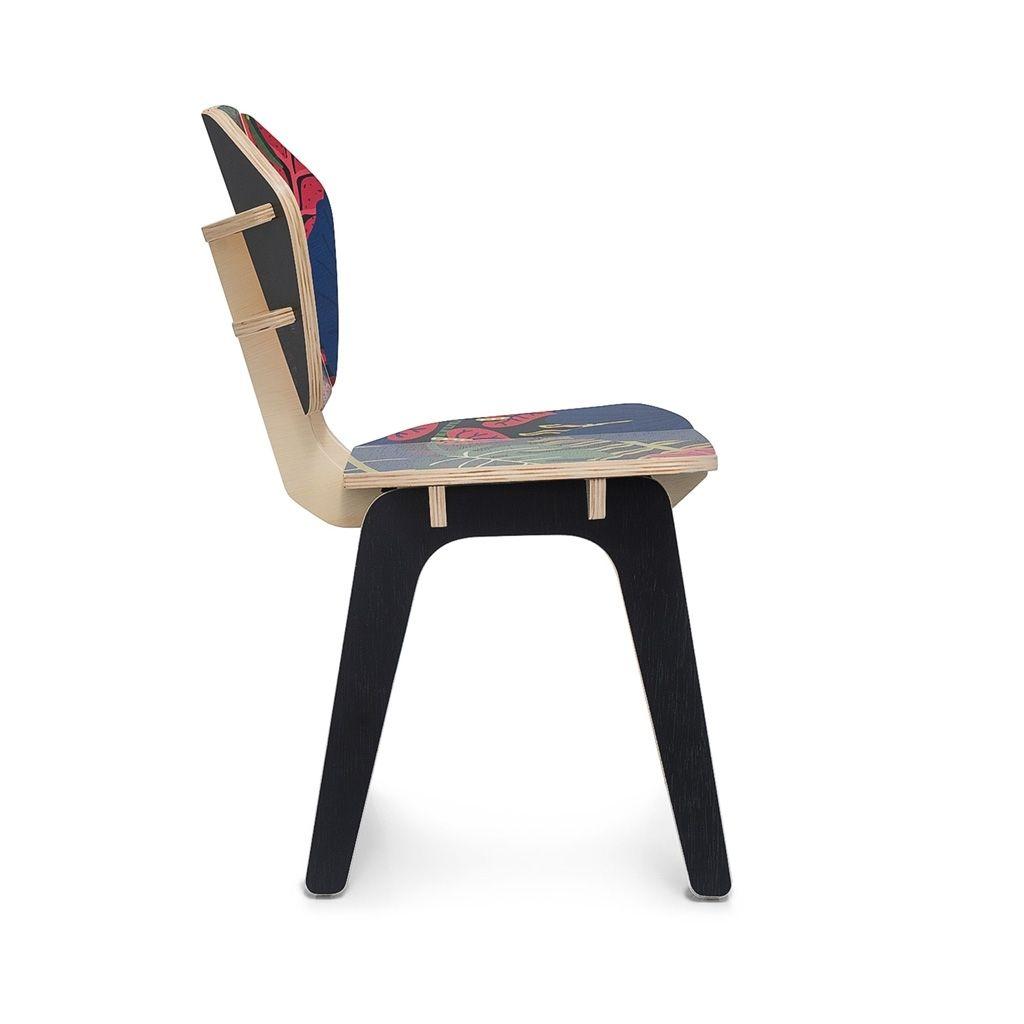 Cadeira Pétala Luciana Gnoatto - Tropi