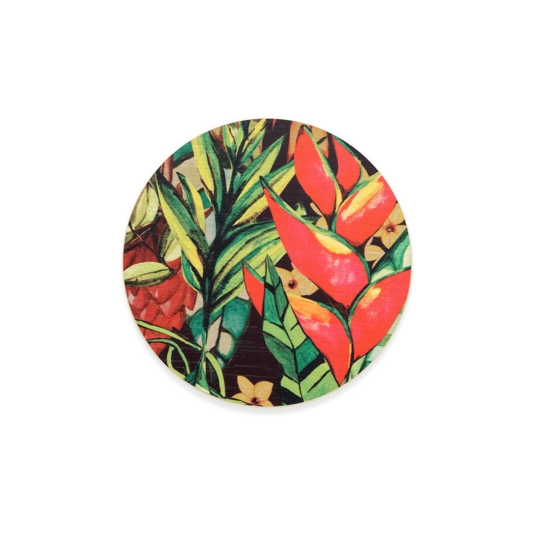 Bandeja Conj. Circum Roberta Kremer - Tropicalia
