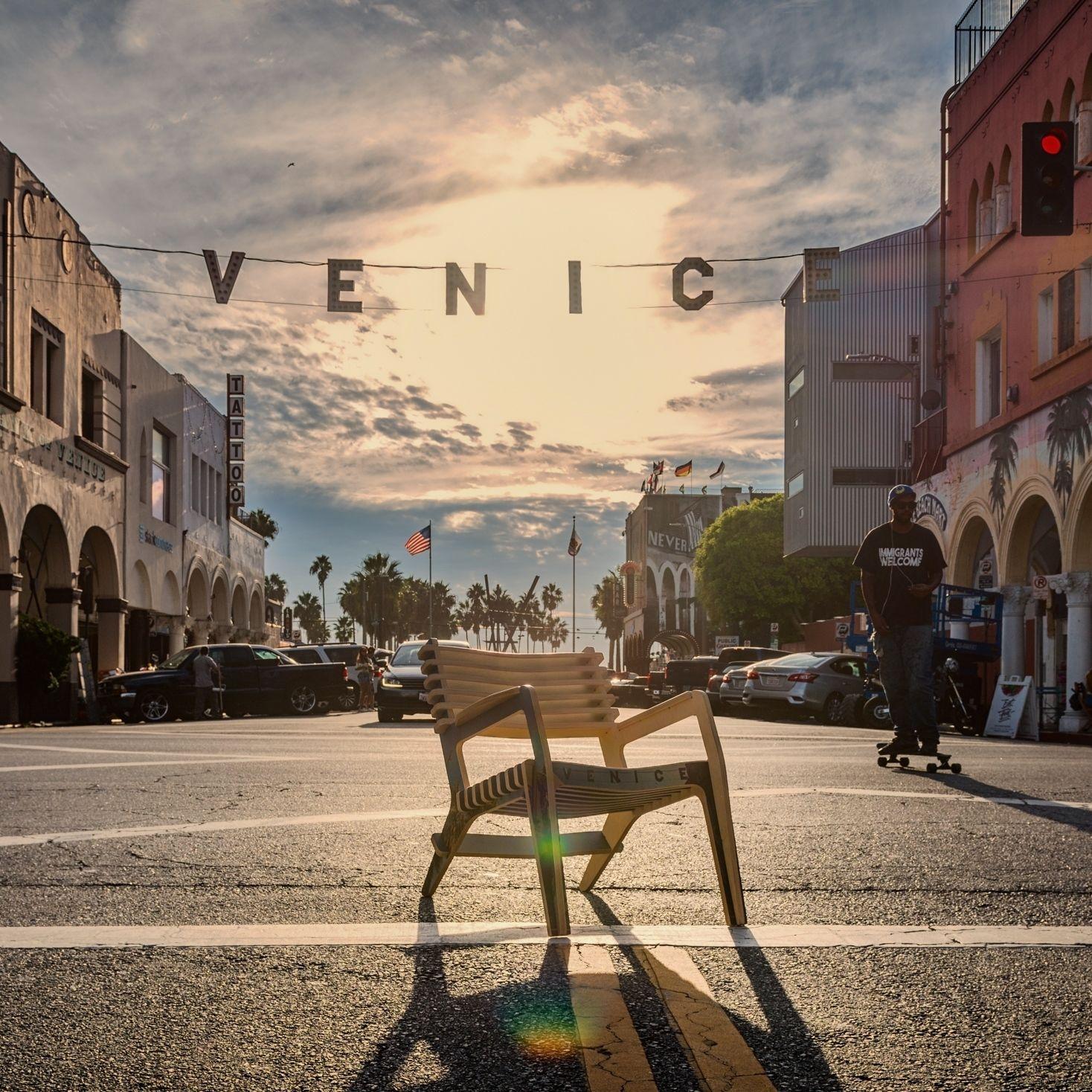 Poltrona Chillin Pablo Vaz - Venice