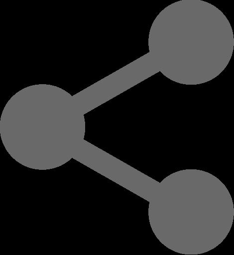 ícone cinza para abrir as redes sociais no computador