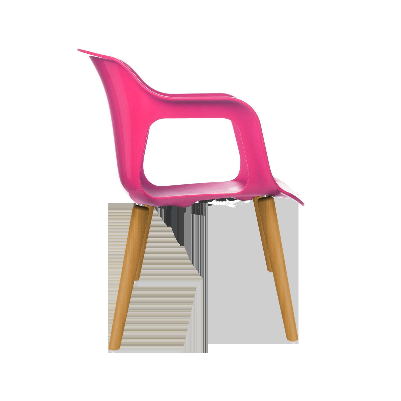 Cadeira Geos Wood Rose