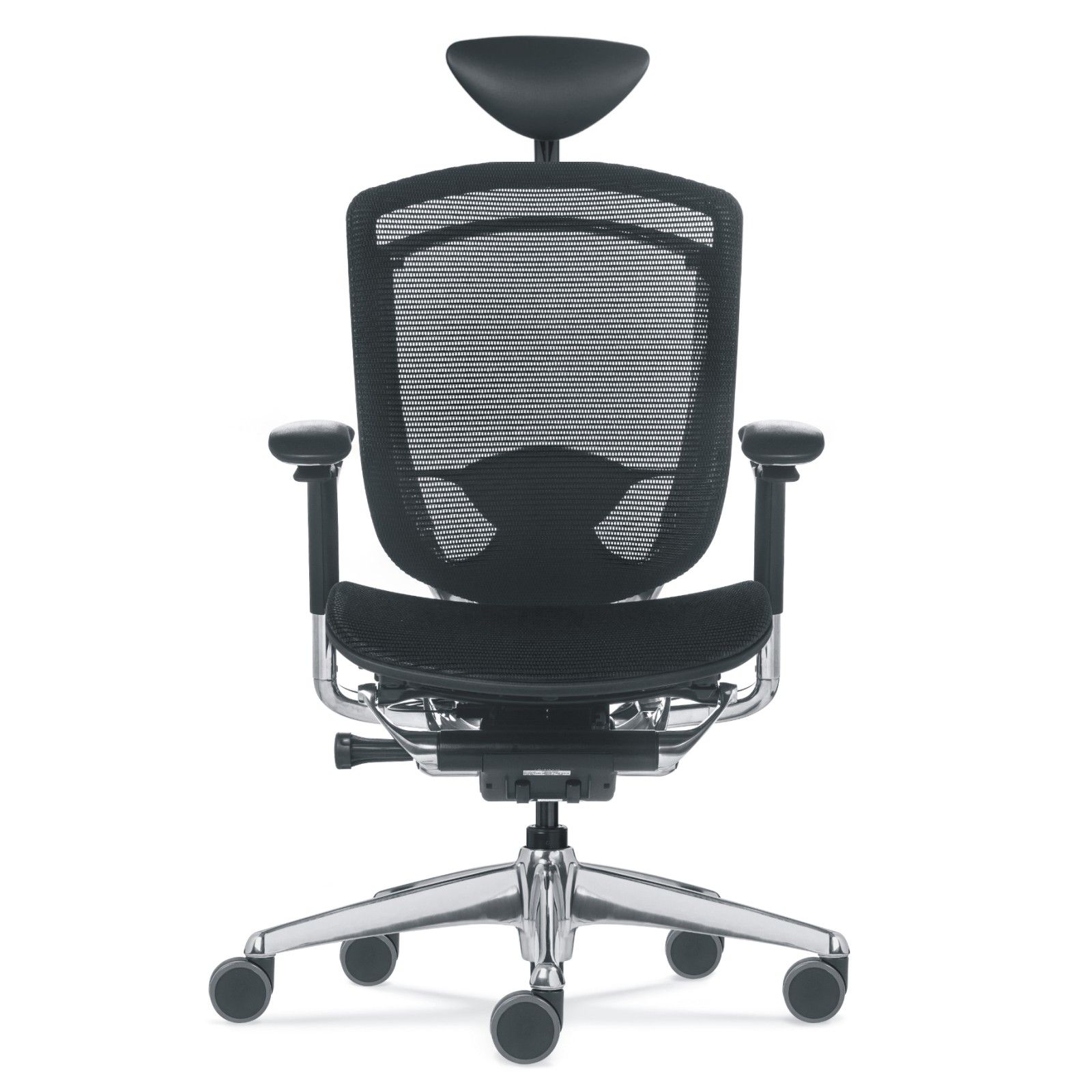 Cadeira Okamura Contessa Seconda Black