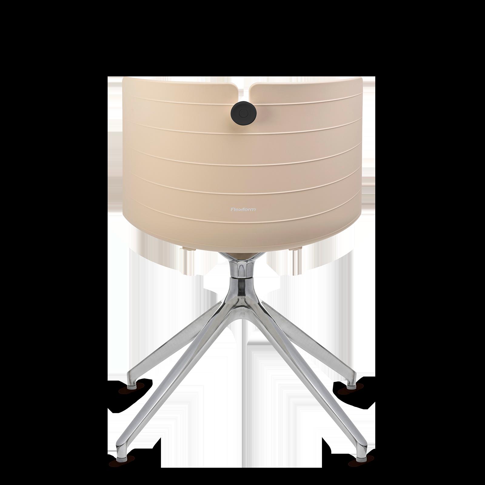 Cadeira Mork Sandy Black Piramidal