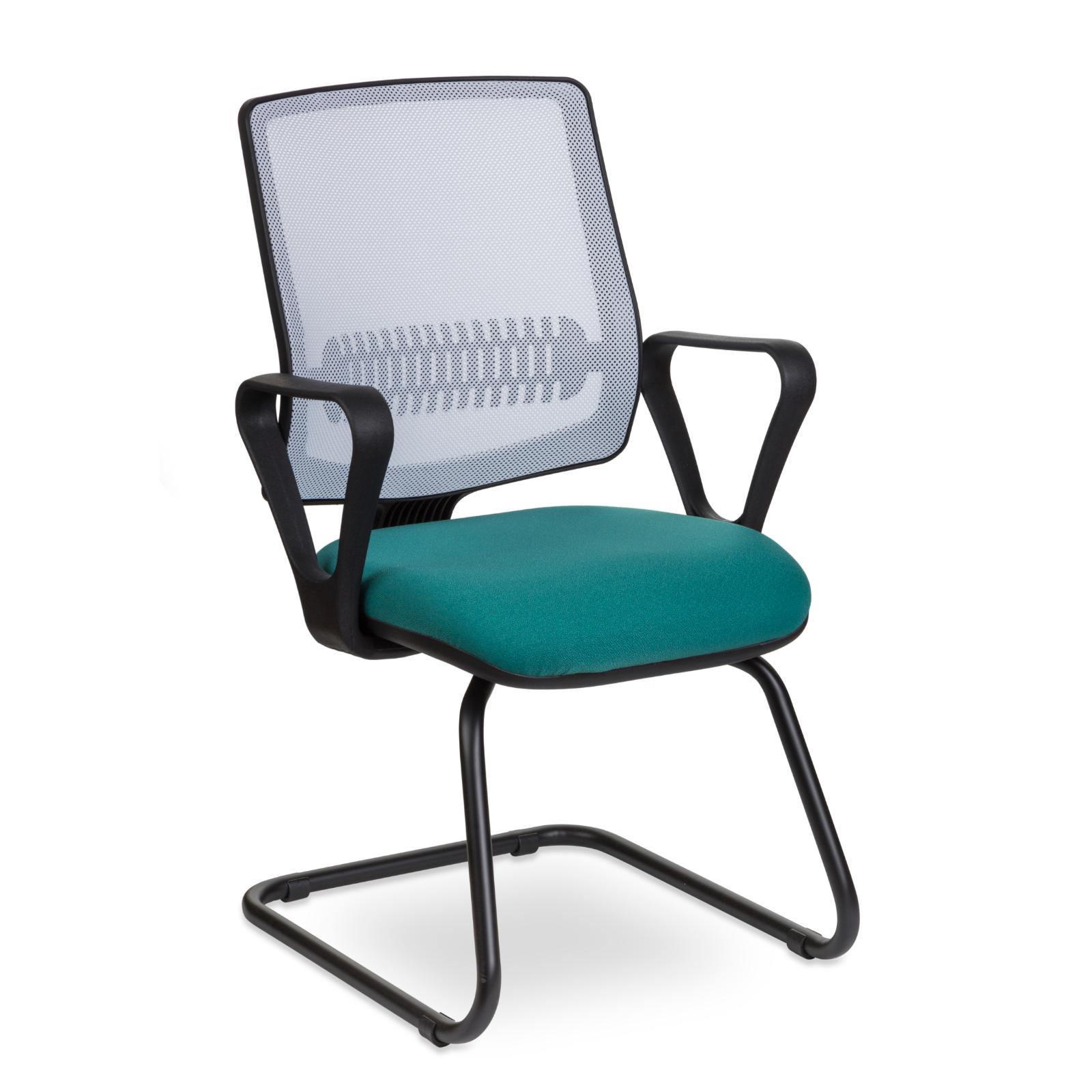 cadeira uni us white n green