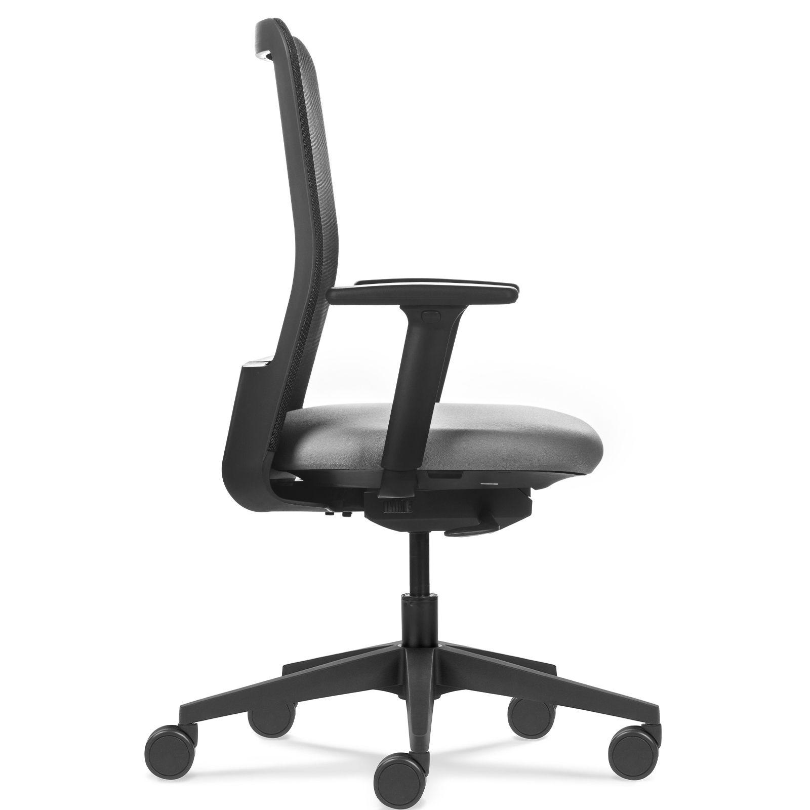 Cadeira Tecton Shadow Black
