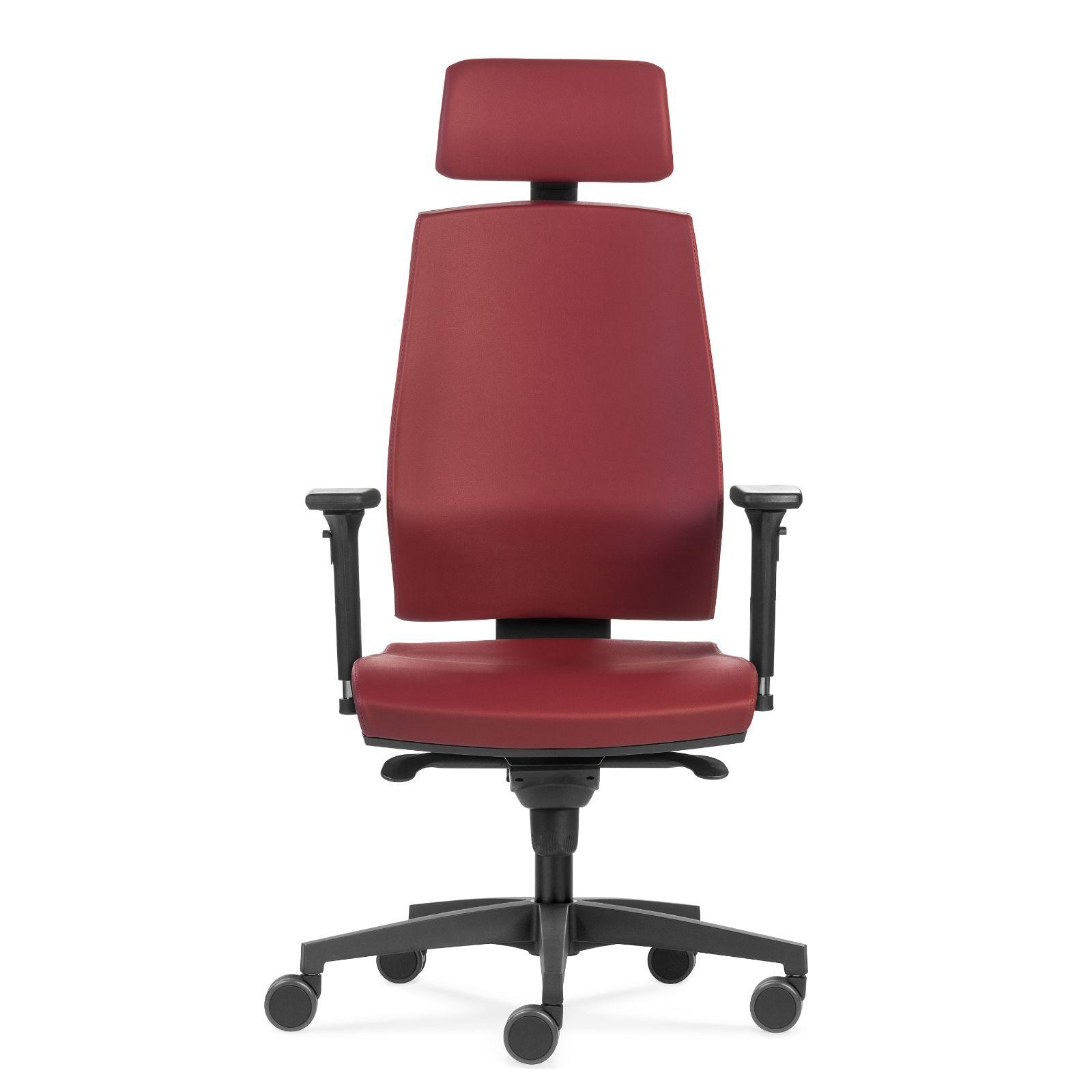 cadeira klass wine leather