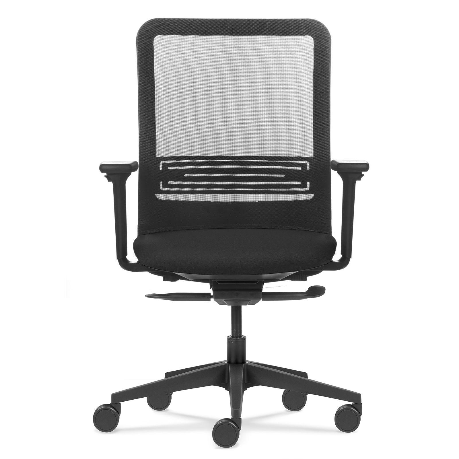 Cadeira Tecton All Black