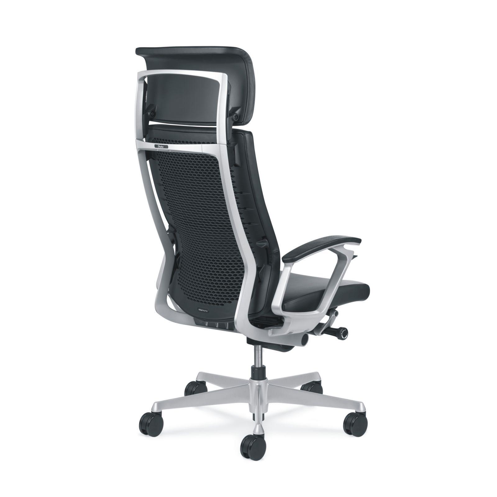 Cadeira Duke  Black Okamura