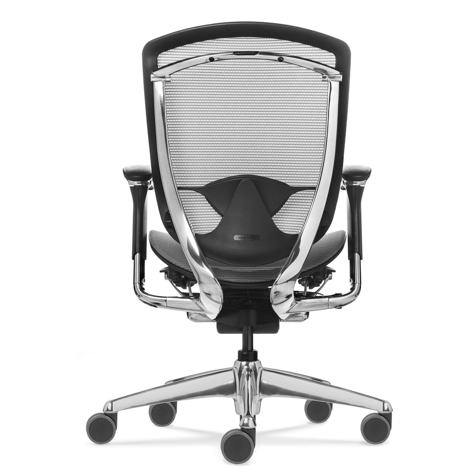 Cadeira Okamura Contessa  Grey