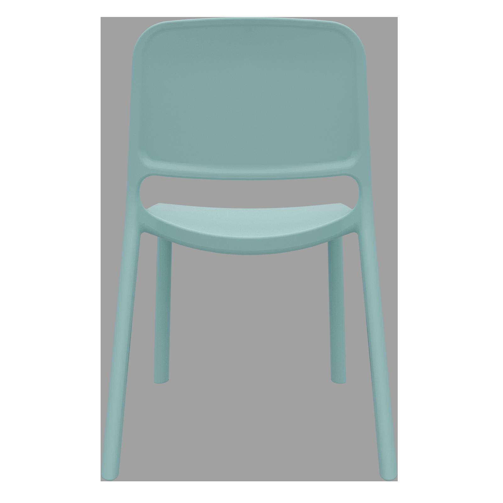 Conjunto com 4 Cadeiras Nuke Ice Surf