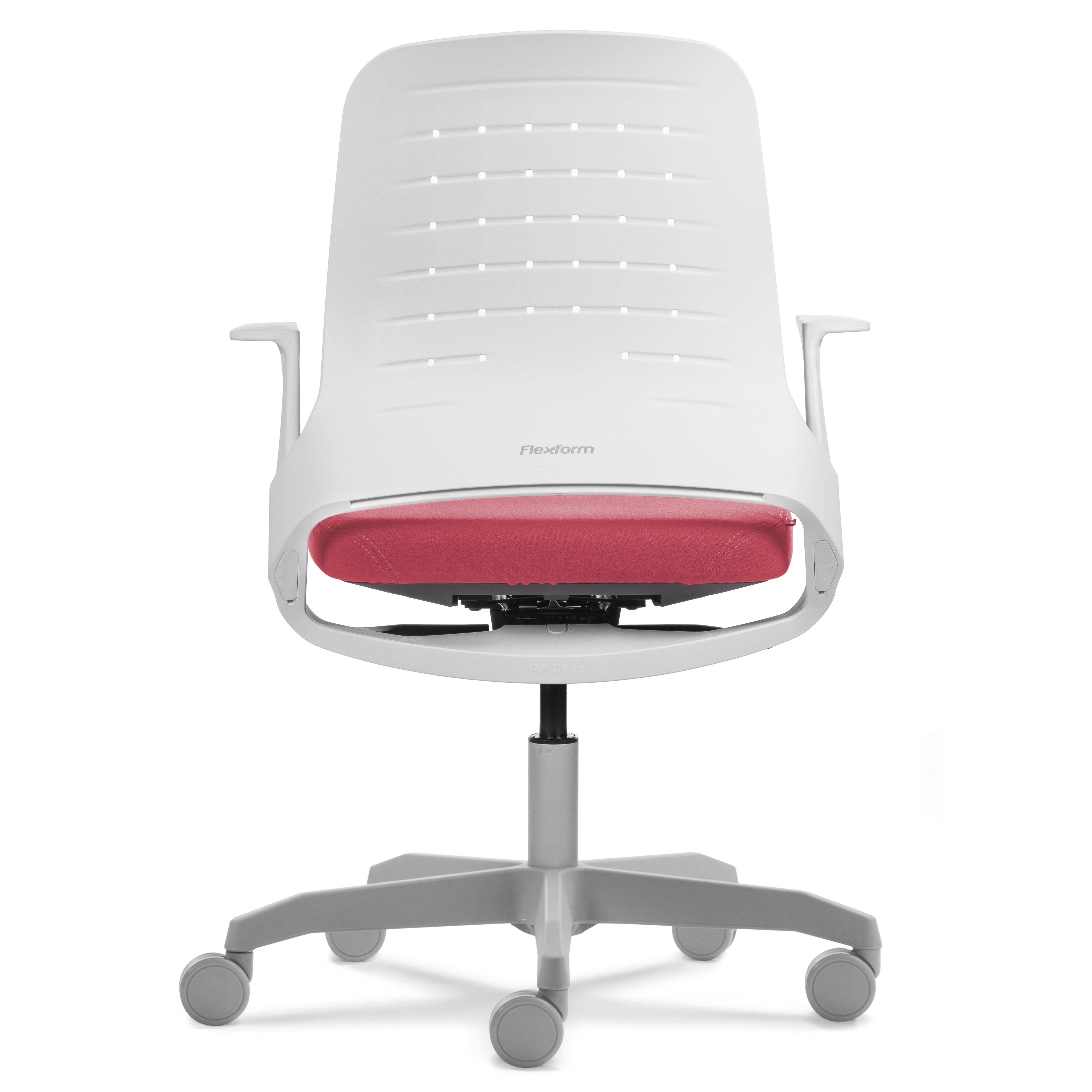 Cadeira My Chair White Rose