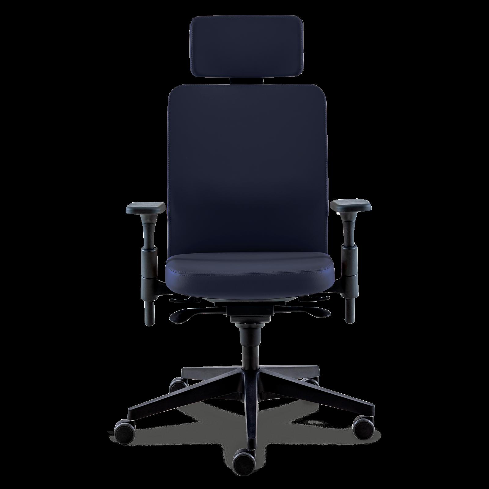 Cadeira Tecton Night Blue Unique