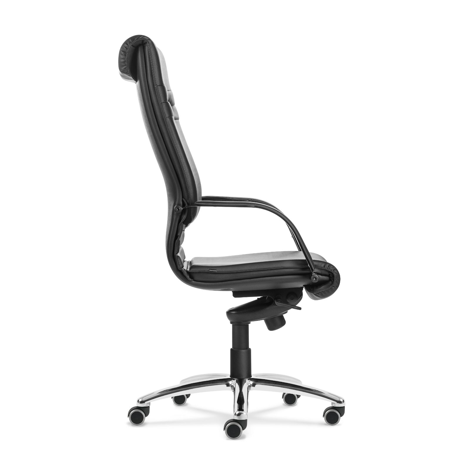 Cadeira Idra Black Leather