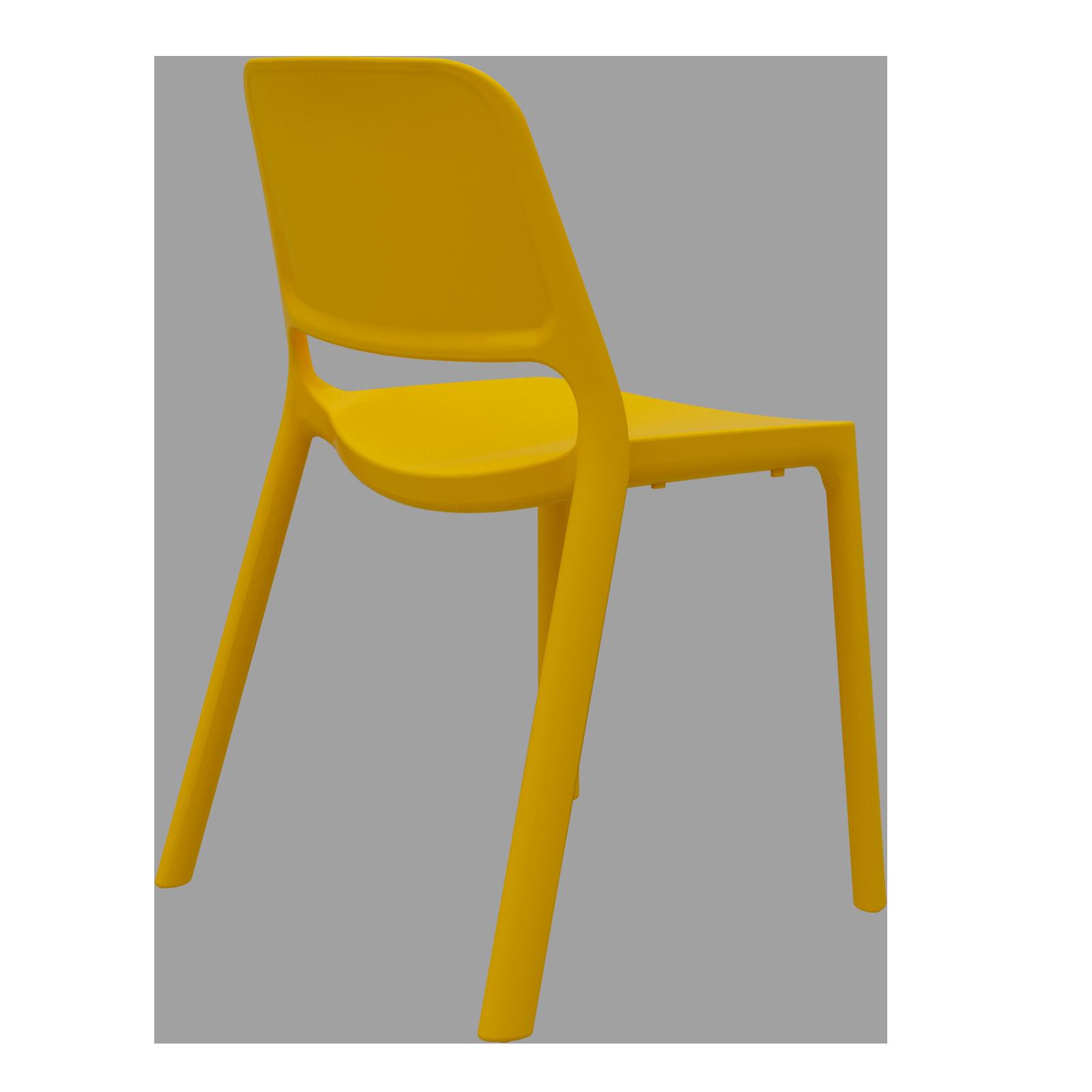 Conjunto com 4 Cadeiras Nuke Sunsplash