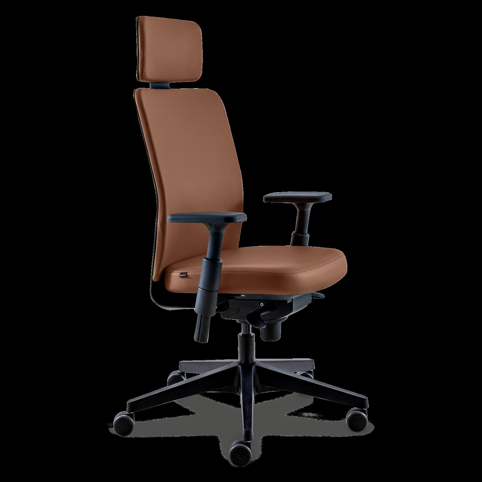 Cadeira Tecton Brown Unique