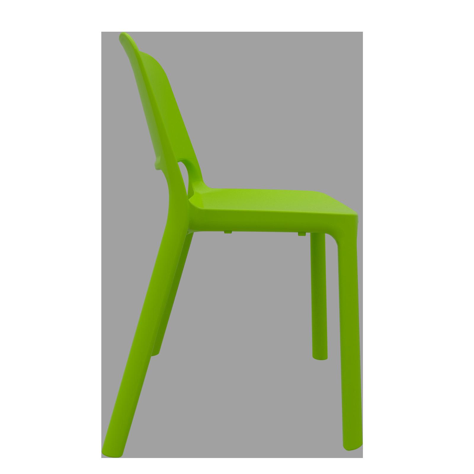 cadeira nuke green apple