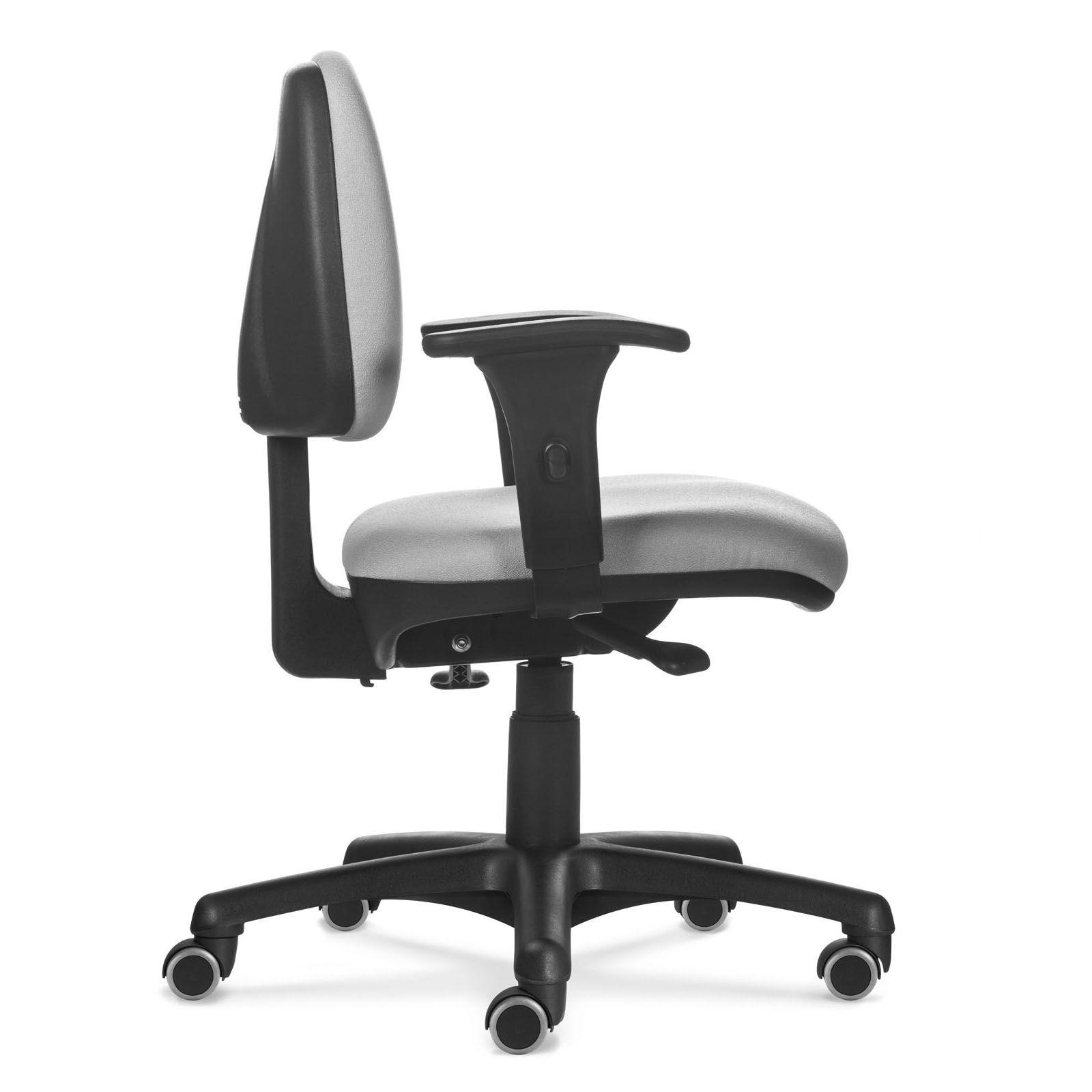 Cadeira Plus Platinum Grey