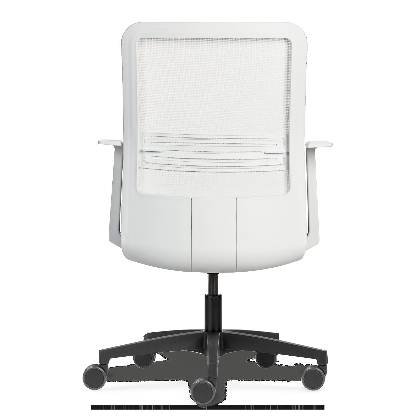 Cadeira Tecton White n Blue