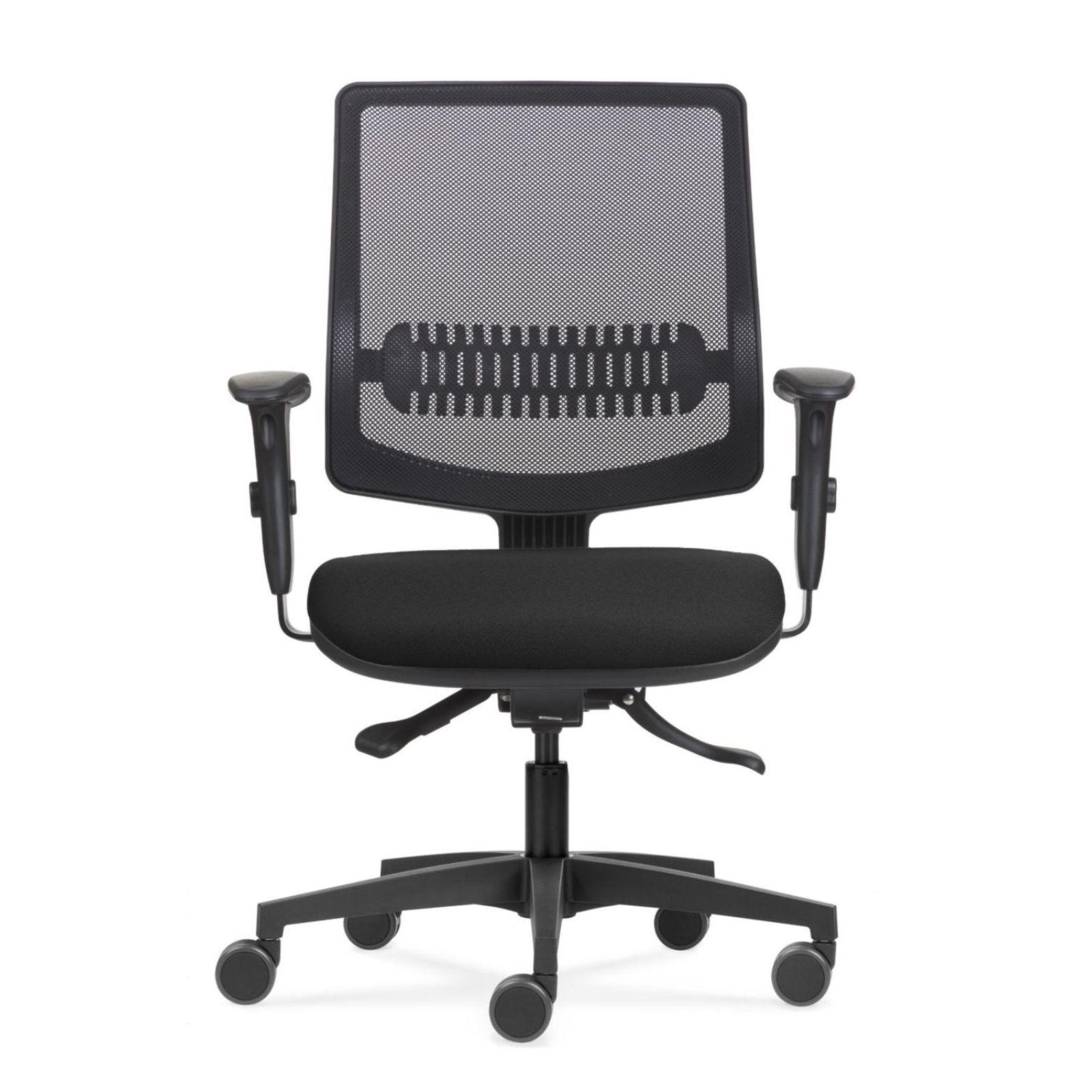 Cadeira Uni All Black