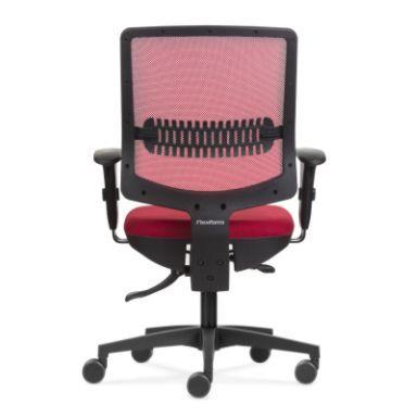Cadeira Uni All Red