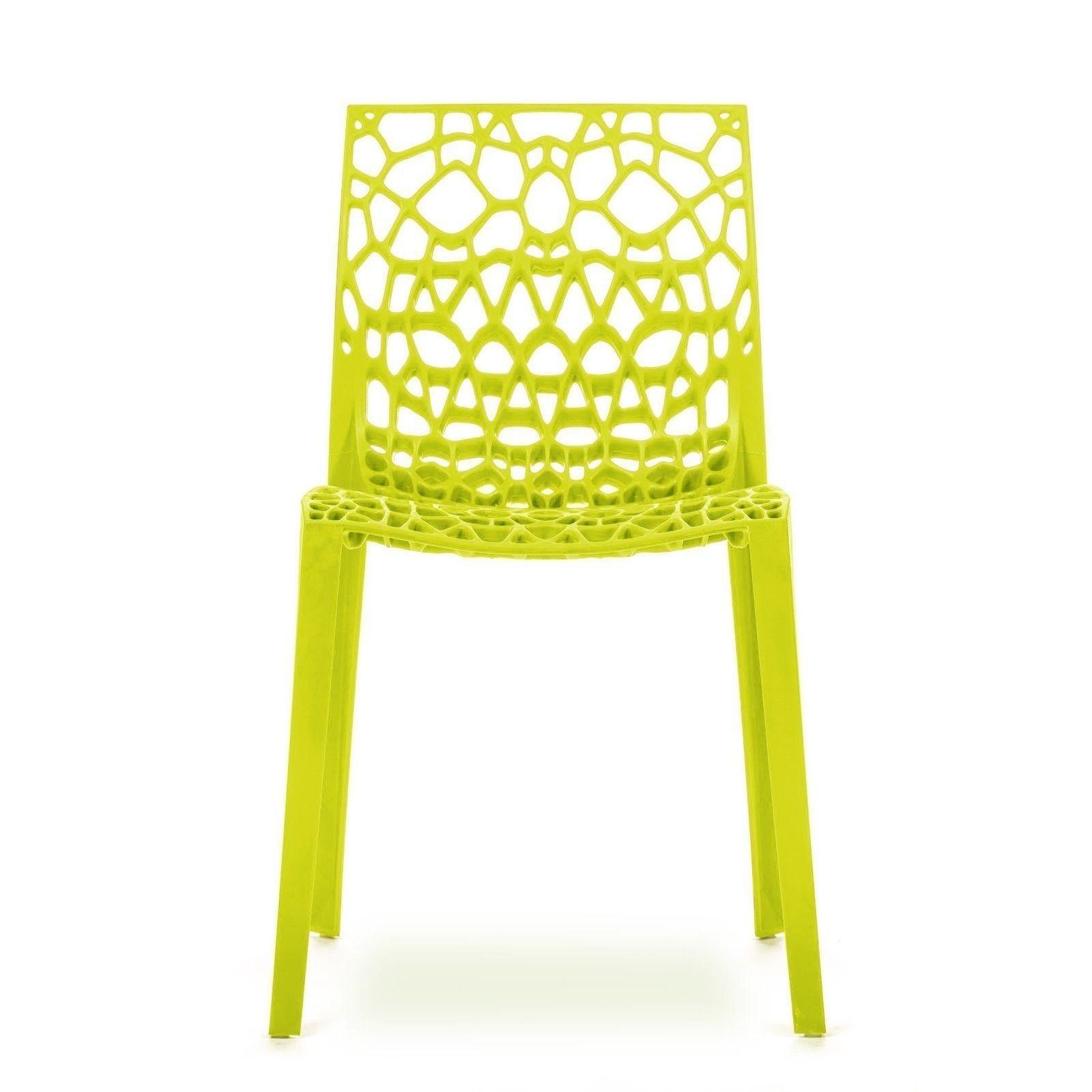 Cadeira Coral Yellow