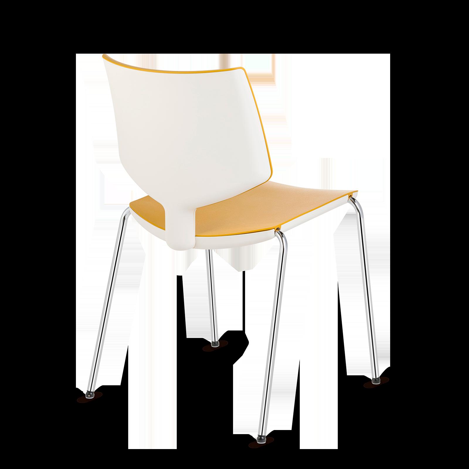 Cadeira Loola Mostard
