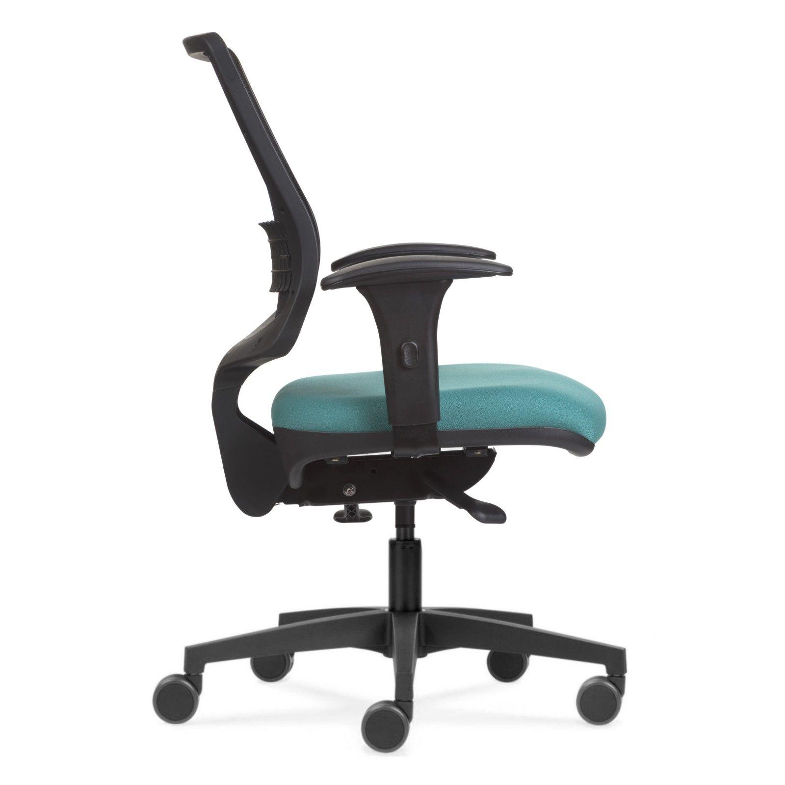 cadeira uni me black n green